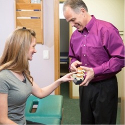 Dr. Norman Fuller of Alpine Chiropractic Center in Wasilla Alaska